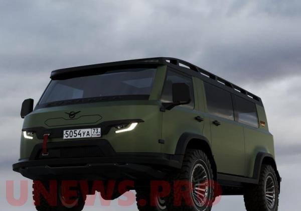 Интересное: УАЗ предложил проголосовать за новый дизайн «Буханки»
