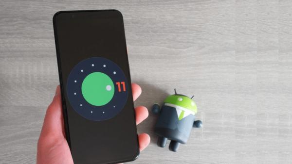 Новости: Состоялся официальный релиз Android 11