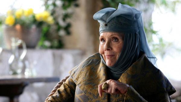 Личность: Умерла 82-летняя звезда «Игры престолов»
