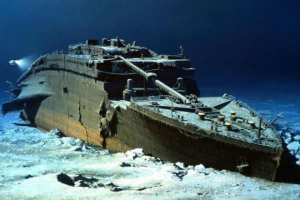 Интересное: Можно ли поднять *Титаник*?