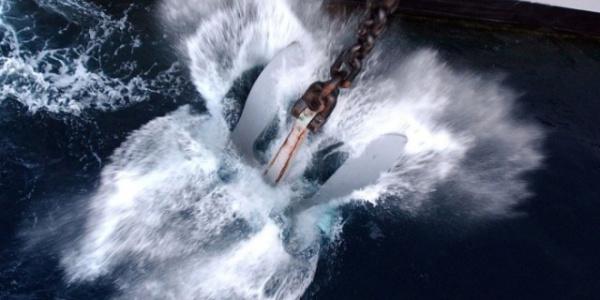 Интересное: Как якорь удерживает корабль?