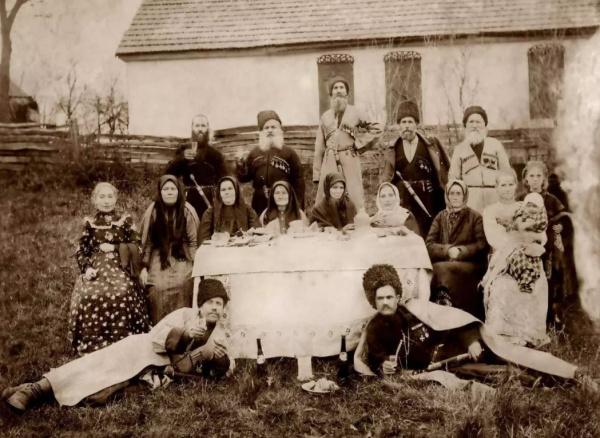 История: Быт донского казачества