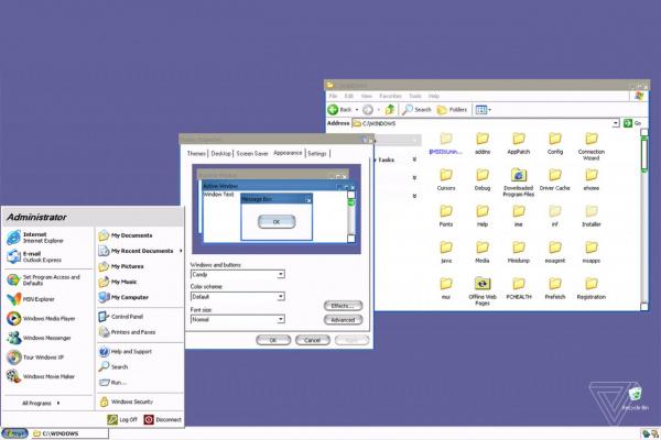 Технологии: В исходниках Windows XP найдена тема оформления в стиле Mac