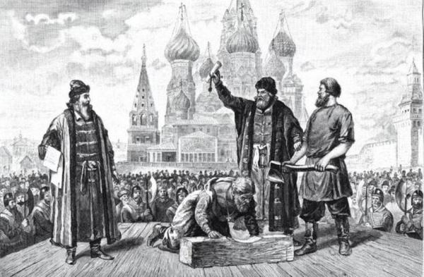 История: Работники меча и топора