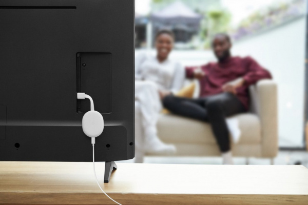 Технологии: Google представила Chromecast с Google TV за