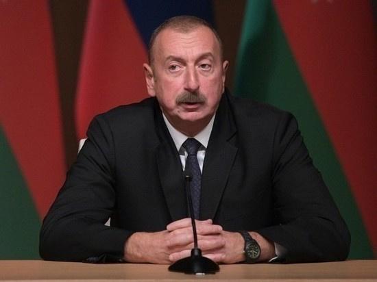 Политика: Алиев выступил с обращением: Выгоняем их как собак