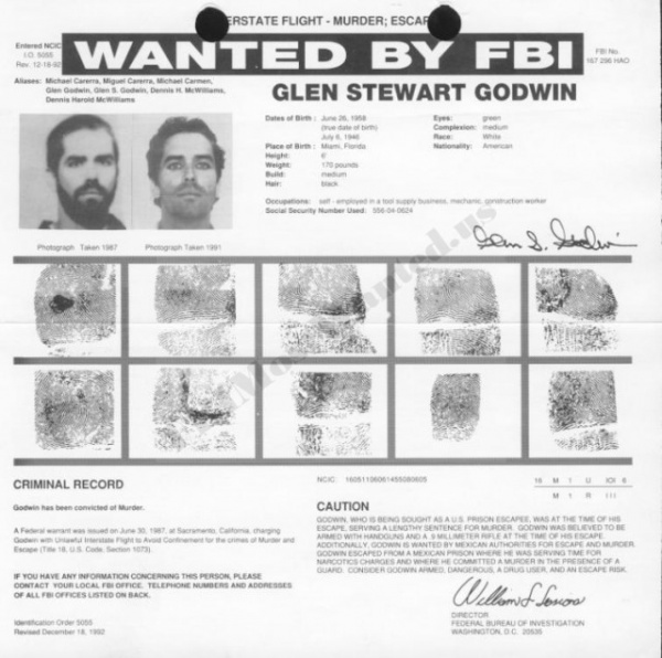 Криминал: Каким был Побег из Шоушенка в настоящей жизни