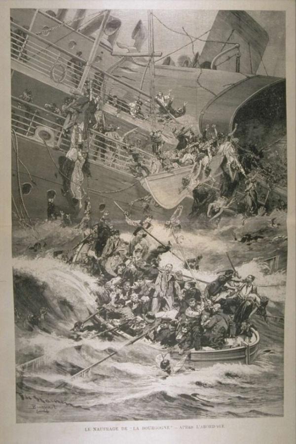 Происшествия: «Варфоломеевское утро». Эта катастрофа потрясла мир не только количеством жертв, а жестокостью, воцарившейся на тонущем корабле