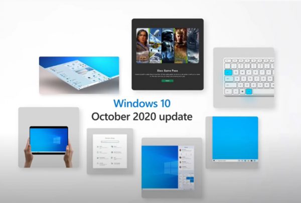 Технологии: Состоялся релиз Windows 10 October 2020 Update