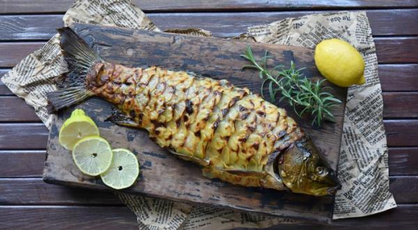 Полезные советы: Рыба, запеченная с картофелем