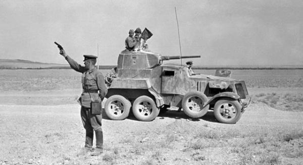 История: Неизвестная 4-дневная война