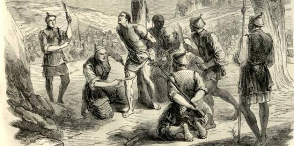История: Смерть от тысячи ножей — самая ужасная китайская казнь