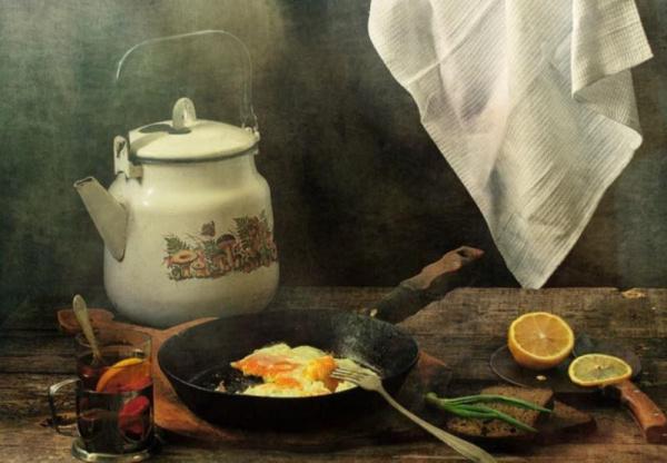Интересное: Советская чугунная сковорода