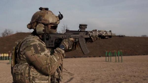 Интересное: ППК-20. Пистолет-пулемет Калашникова