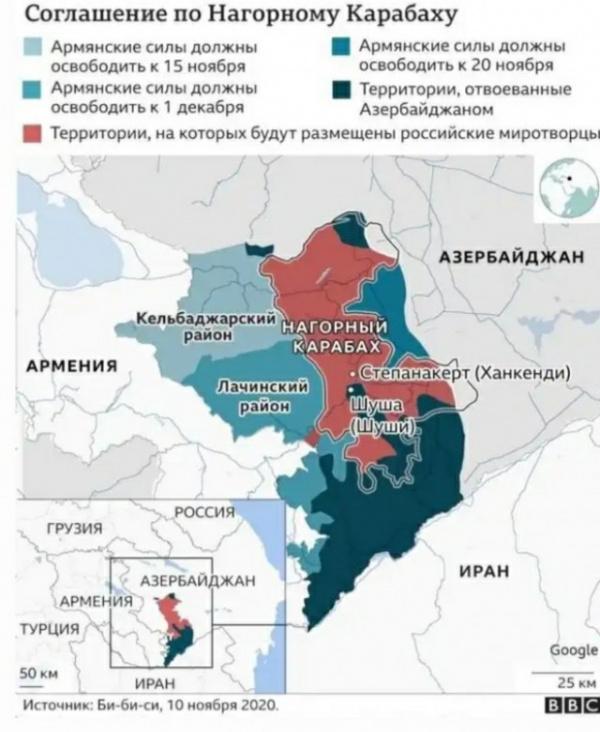 Политика: Пять загадок Второй карабахской войны