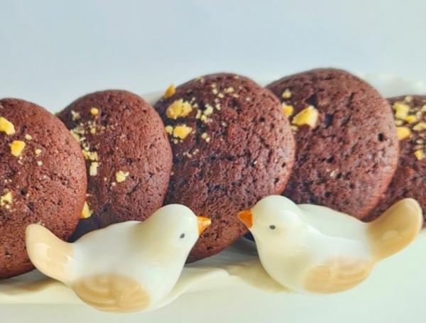 Полезные советы: Шоколадно-апельсиновое печенье