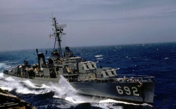 Война: Смертельный бой эсминца Лэффи