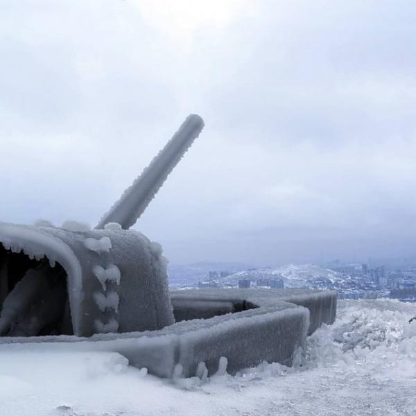 Природа: Владивосток...