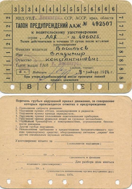 Интересное: Интересные факты о водительских правах