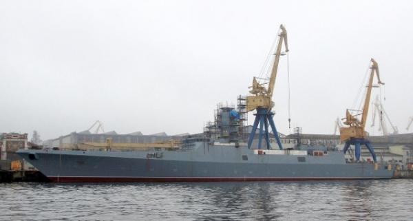 Экономика: Поставлен первый корабельный дизель-газотурбинный агрегат М55Р российского производства