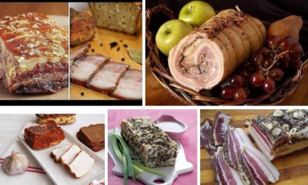 Полезные советы: Рецепты засолки сала
