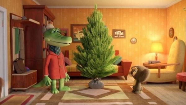 Интересное: «Союзмультфильм» выпустит новогодний мультик про Чебурашку и Крокодила Гену