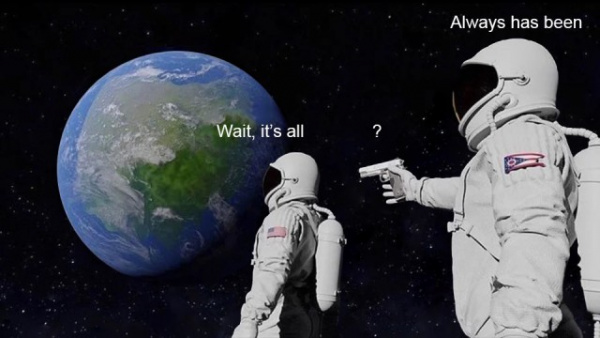 Право и закон: Кто обладает юрисдикцией в отношении преступлений, совершённых в космосе?