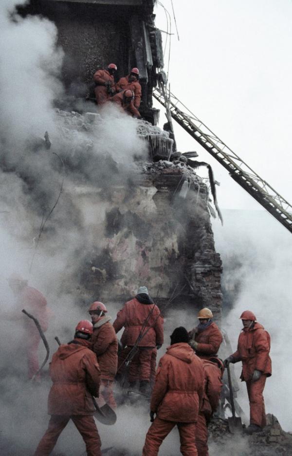 История: Черная дата:  23 года назад на жилые дома Иркутска упал самолет *Руслан*