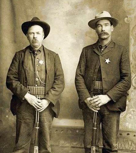 Интересное: Как появилась и что означает звезда шерифа в США