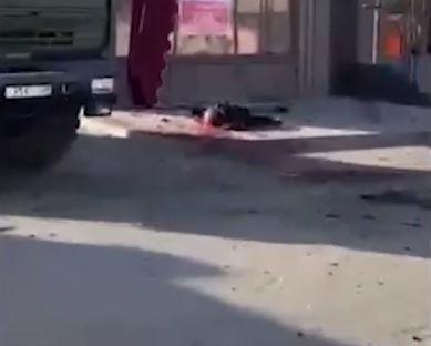 Терроризм: Шесть человек пострадали при подрыве смертника возле здания ФСБ по Карачаево-Черкесии