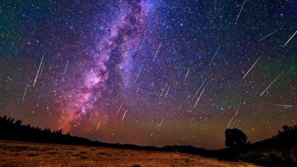 Природа: В ближайшие дни состоится один из ярчайших метеоритных дождей