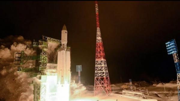 Новости: Запуск Ангары