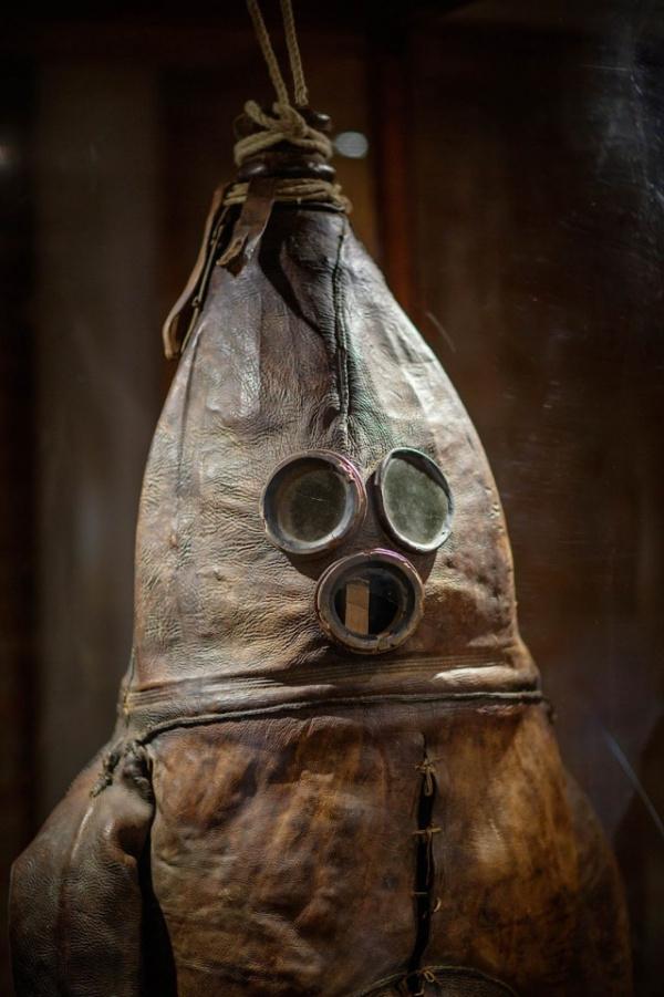 История: Старик из Раахе — самый старый водолазный костюм в мире