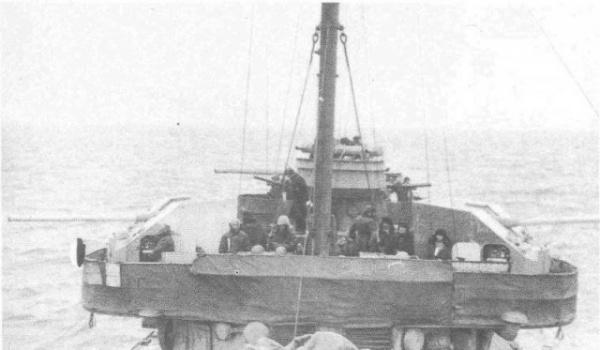 Война: Трагедия эсминца Сокрушительный
