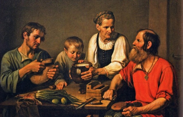 Кухня: Традиционные русские блюда, которые раньше готовили иначе