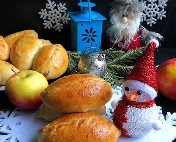 Полезные советы: Яблочные пирожки с корицей