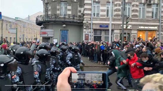 Либерасты: Как провокаторы Навального подставили либералов
