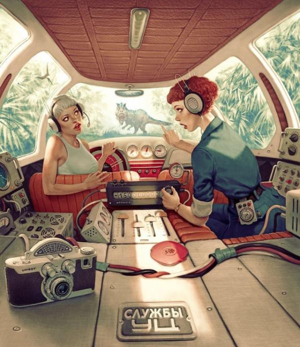 Картинки: Иллюстрации Вальдемара Казака