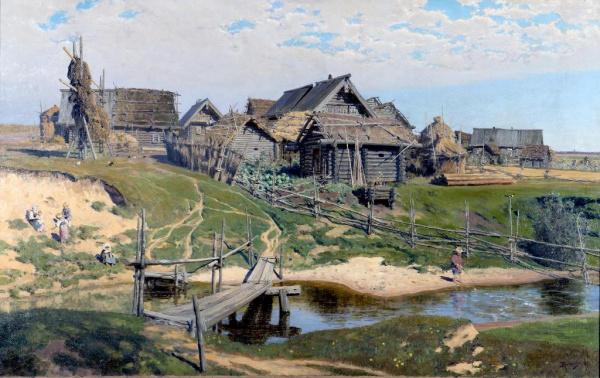 Интересное: Чем село отличается от деревни?