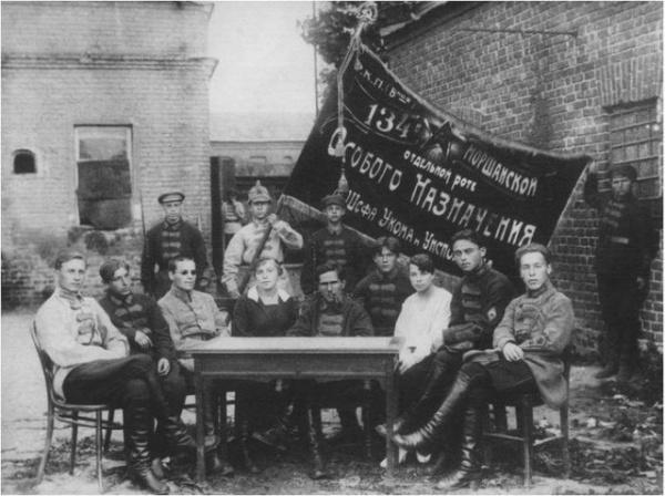 История: Ужасы гражданской войны в России