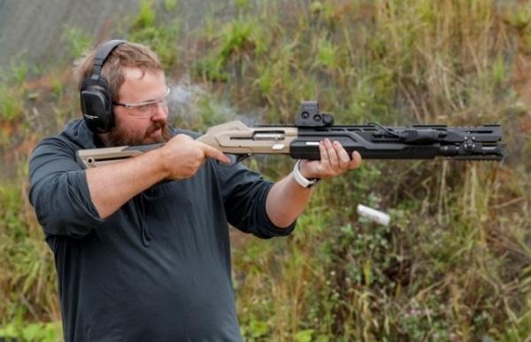 Интересное: Смарт-ружье от «Калашникова»