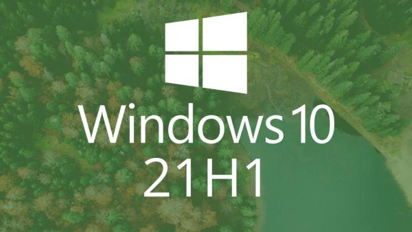 Технологии: Windows 10 версии 21H1 будет представлять собой незначительное обновлениеОС