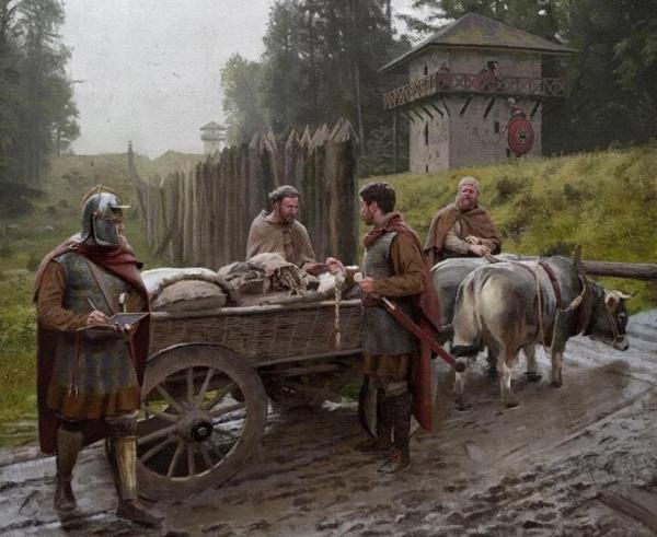 История: Как наказывали дезертиров в римской армии