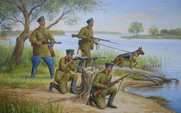 История: Войска НКВД: факты и фантазии