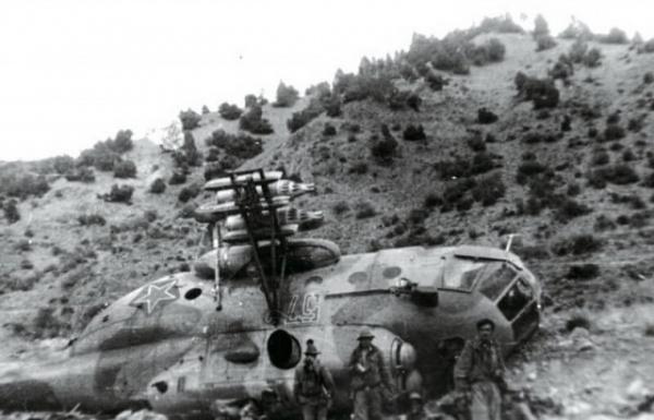 Война: В логове Панджшерского льва