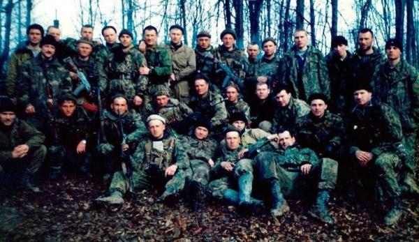 Терроризм: Пять человек разыскивают за нападение на псковских десантников в Чечне в 2000 году