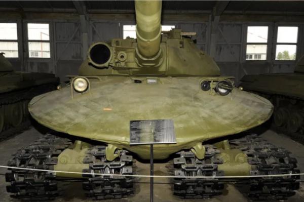 История: *Изделие 279*: четырехгусеничный монстр для ядерной войны