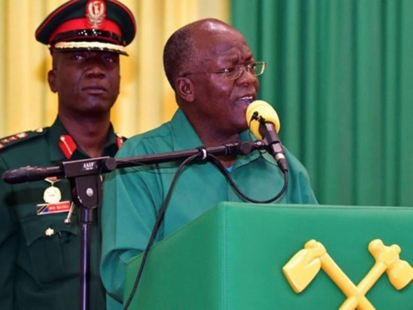 Коронавирус: Умер не веривший в COVID-19 президент Танзании