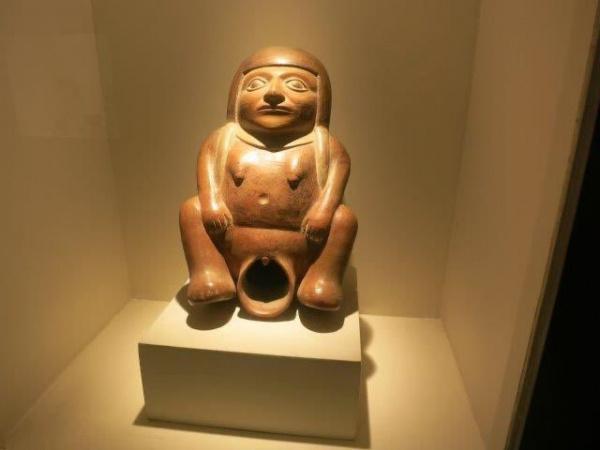 История: Эротическая посуда древней цивилизации Моче