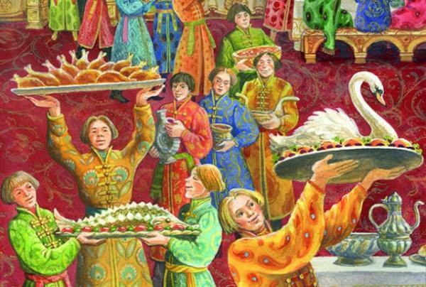 Кухня: Что раньше ели на Руси?